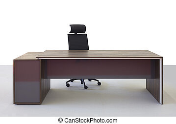 Office Desk Cutout