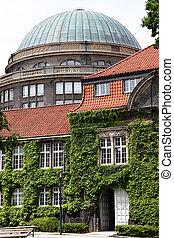 Germany, Hamburg University - Germany, Hamburg,