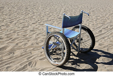 isolated wheelchair made of aluminum - isolated wheelchair...