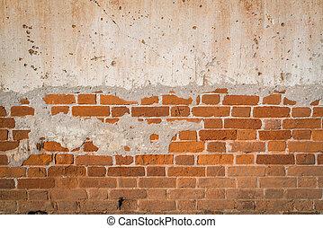 Brick wall pattern texture - Brick wall pattern texture