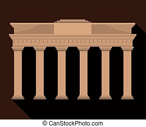 Brandenburg Gate Germany Vector graphic - Brandenburg Gate...
