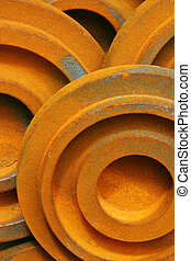 Pulley Background