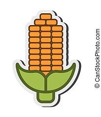 corn cob icon