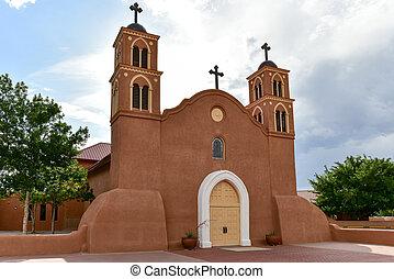 San Miguel de Socorro Mission - New Mexico - San Miguel de...