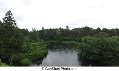 view to river in ireland valley 3 - nature and landscape...