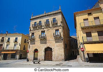 Ciudad Rodrigo - Casa del Primer Marques de Cerralbo - Casa...
