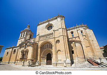 Ciudad Rodrigo Cathedral - Cathedral of Santa Maria, built...