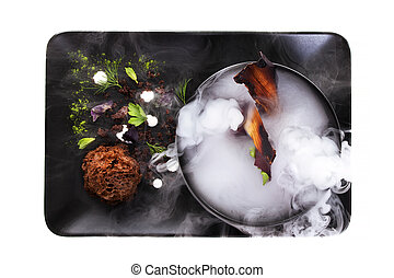 Molecular Cuisine Culinary abstraction - Culinary...