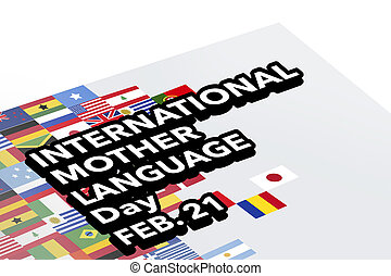 International Mother Language Day, February 21