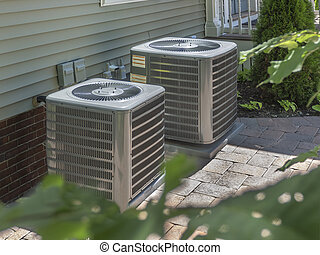 heating and air conditioning units - HVAC heating and air...