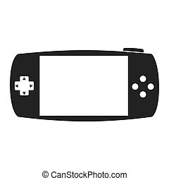 portable game device psp icon vector graphic