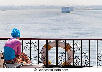 Africa, Egypt, Nile Cruise