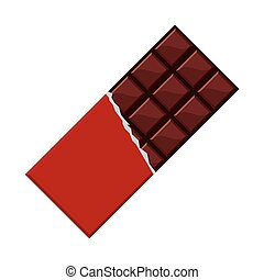 candy chocolate bar icon
