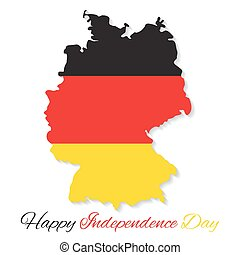 Germany Happy Independence Day - 3 October Germany...