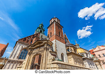Wawel Cathedral, Cracow, Poland The Royal Archcathedral...