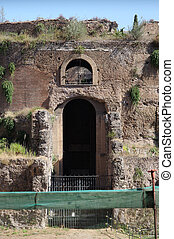 The Mausoleum of Augustus in Rome - The Mausoleum of...