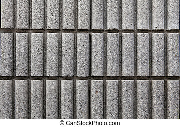 cinder block wall for background, brick texture