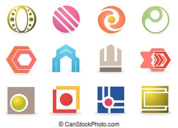 Set of icons - set of icons