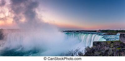 Canadá,  niágara, cascadas