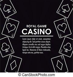 cards casino las vegas game icon