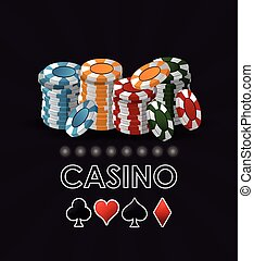 chips casino las vegas game icon