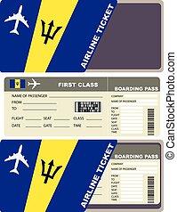 Flight Tickets to Barbados
