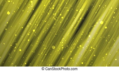Yellow Abstract Motion Lines. - Abstract lines. Computer...
