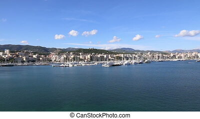 Marseille France French riviera se - DSLR Full HD...