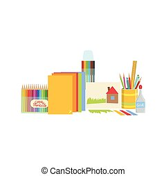 Craft Class Set Of Objects - Craft Class Related Objects...