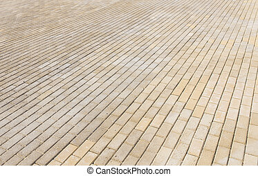 paving slabs for background