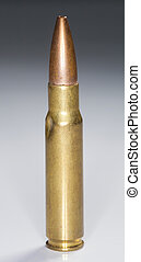 Unusable ammo - Bend in a center fire cartridge rendering it...