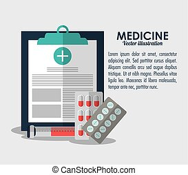 medicine medical health care icon