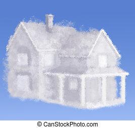 cloud dream house
