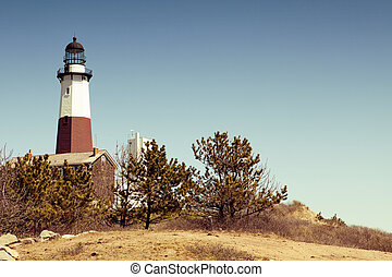Montuak Lighthouse point - Big Sable Point Lighthouse...
