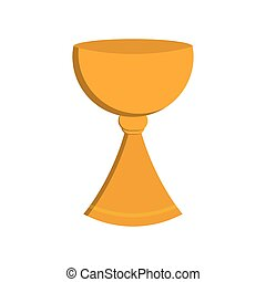 cup gold religion christianity icon