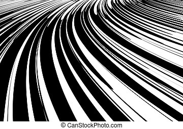 Abstract background Dynamic effect - Abstract background...