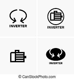 Inverter motor symbols