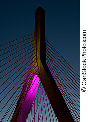 Zakim Bunker in Boston, Massachusetts, USA - Zakim Bunker...