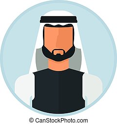 arabic muslim man