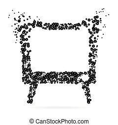 Creative dot icon