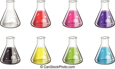 Chemical science research lab