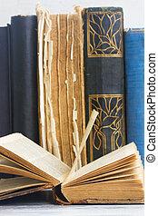 Conjunto, de, Libros