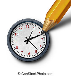 Planning Time - Planning time business management schedule...
