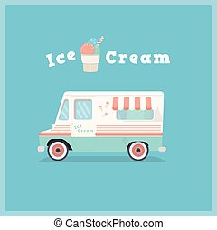 Car ice cream