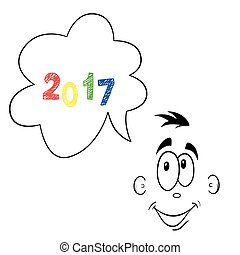 2017 year looking forward - thinking about new 2017 year...
