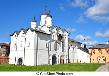 Gate Church of the Transfiguration. - Gate Church of the...