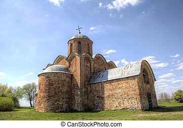 Church of the Transfiguration of Our Saviour on Kovalyovo....