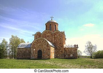 Church of the Transfiguration of Our Saviour on Kovalyovo...