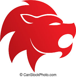 Color Zodiacs leo - Zodiacs red leo