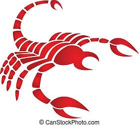 Color Zodiacs scorpio